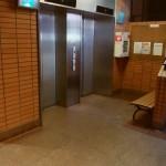 エレベーター2基。
