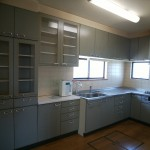 2階 機能的で使い勝手の良いシステムキッチン。(キッチン)
