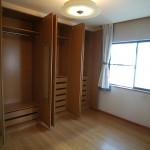 収納量豊富の2階主寝室(寝室)